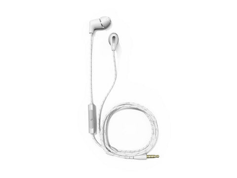T5 Wired In-Ear Headphone White