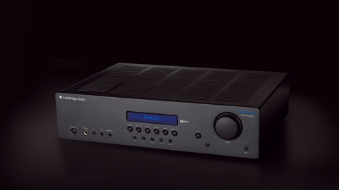 SR20 Stereo Receiver with DAC