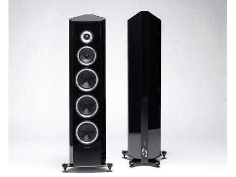Venere S- Signature Flagship Floorstanding Loudspeakers Black