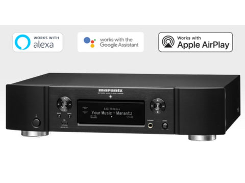 NA6006 Audiophile Network Audio Player Black