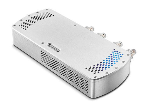 Chord Etude 150W Stereo Power Amplifier Silver Ex Demo