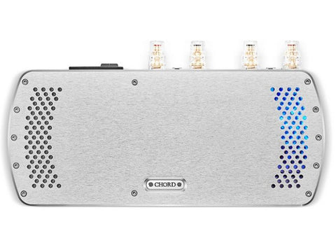 Étude 150W Stereo Power Amplifier Silver