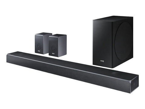 Q90 7.1.4 Channel Soundbar with Speakers & Wireless Subwoofer HW-Q90R/XY