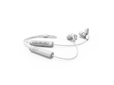 T5 Sport Earphones White