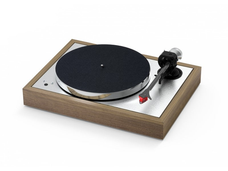 The Classic Evo Turntable Walnut without Cartridge