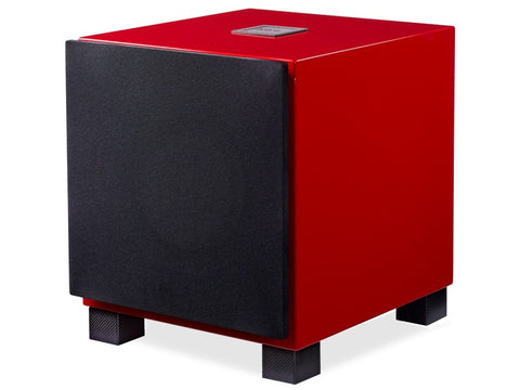 "T/9i RED Ltd. Edition 10"" 300 Watt Subwoofer"