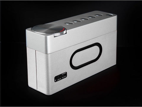Touring S+ WHITE Portable Speaker Radio FM DAB+ HiFi Bluetooth