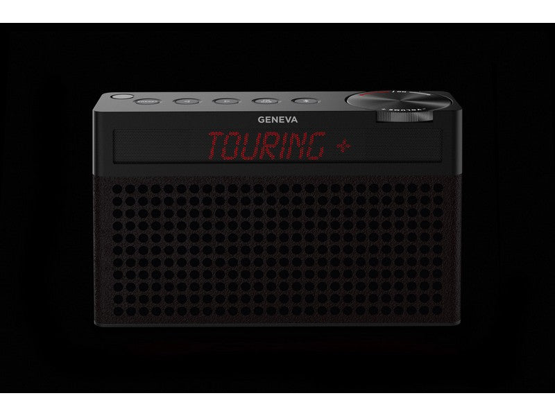 Touring S+ BLACK Portable Speaker Radio FM DAB+ HiFi Bluetooth