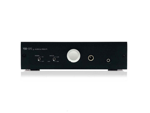 V90 HPA : Headphone Amplifier with USB Black