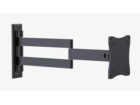 VLC-303 Tilting TV Wall Mount Black