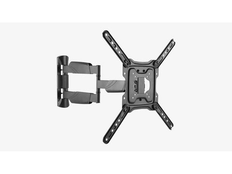 VLM-3400 Full Motion TV Wall Mount Black