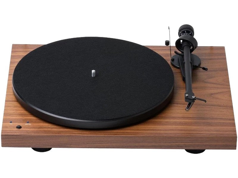 Debut RecordMaster Turntable Walnut with Ortofon OM5e Cartridge