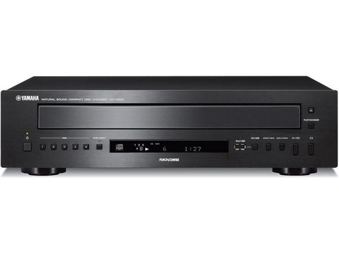 CD-C600 Five Disc CD Player Black