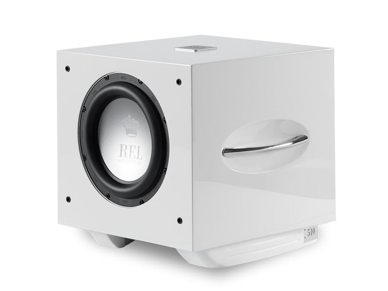 S/510 Active Subwoofer White