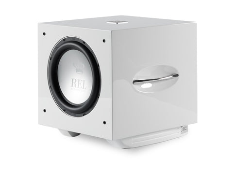 S/812 Active Subwoofer White