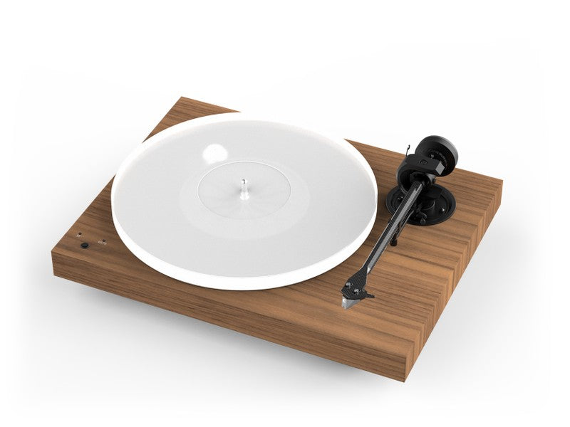 X1 Turntable Walnut without Cartridge