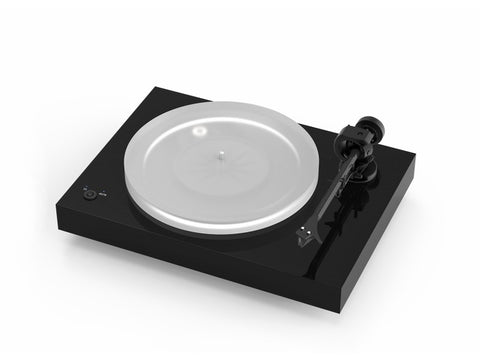 X2 Turntable Piano Black with pre-fitted Ortofon Quintet Bronze Cartridge