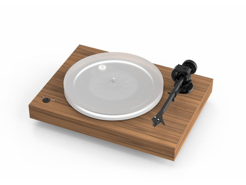 X2 Turntable Walnut without Cartridge