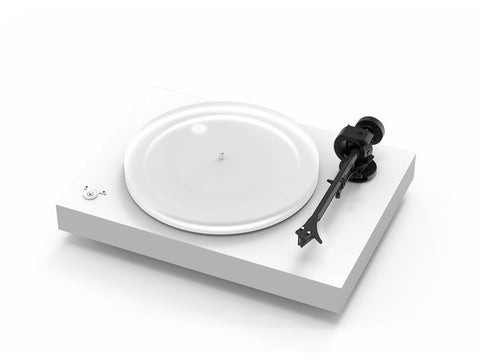 X2 Turntable White without Cartridge