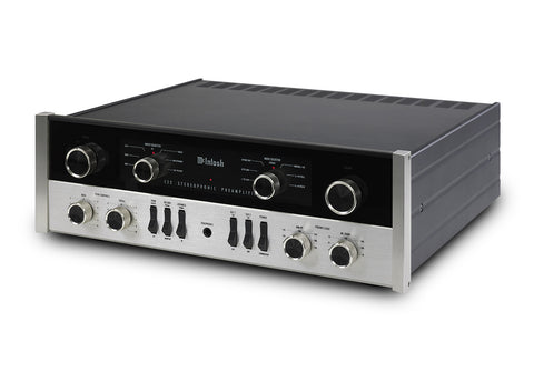 C22 Retro Design Preamplifier
