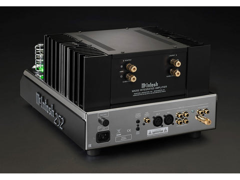MA252 2-CHANNEL INTEGRATED AMPLIFIER