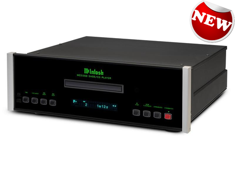 MCD350 SACD/CD Player with Twin DACs