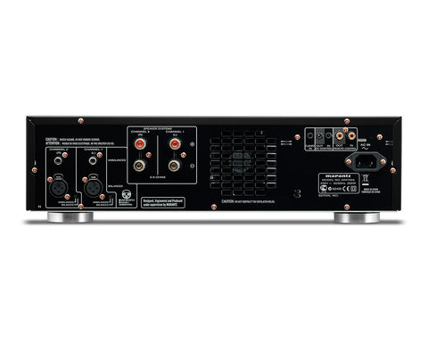 MM7025 2-Channel Power Amplifer