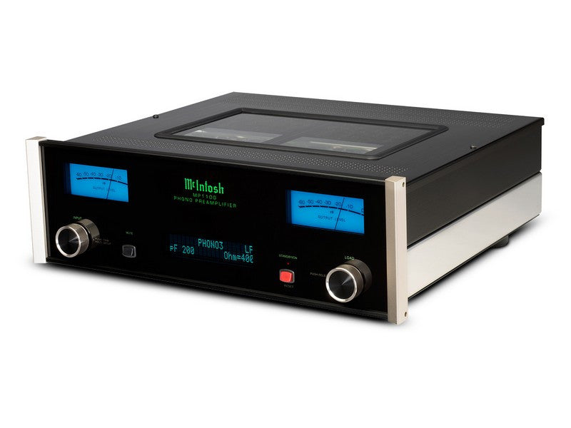 McIntosh MP1100 Vacuum Tube Phono Preamplifier | Klapp Audio Visual