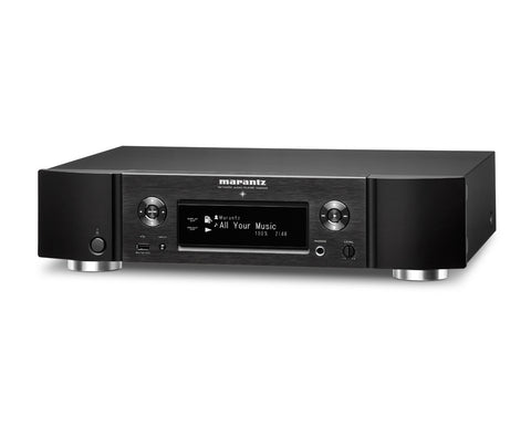 NA6005 Network Audio Player BLACK