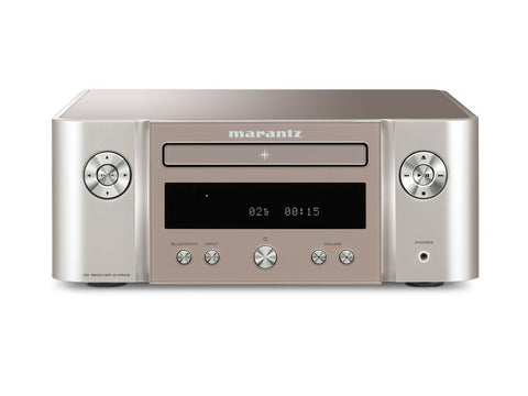 M-CR412 Compact CD Receiver Silver