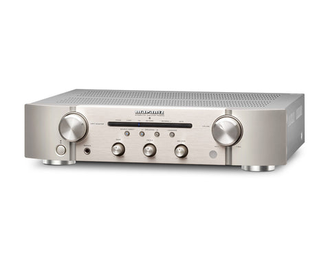 PM5005 Integrated Stereo Amplifier - Silver