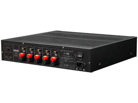 BASX A-500 Five Ch Power Amplifier