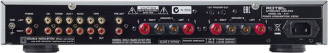A10 Integrated Amplifier - Black