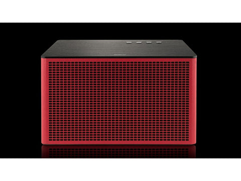 Acustica Lounge RED Handcrafted HiFi Speaker Bluetooth & Line-In