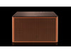 Acustica Lounge COGNAC Handcrafted HiFi Speaker Bluetooth & Line-In
