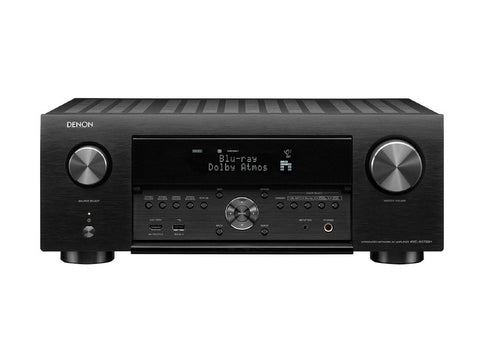 AVCX4700B 9.2ch 8K Home Theatre AV Amplifier HEOS Built-in