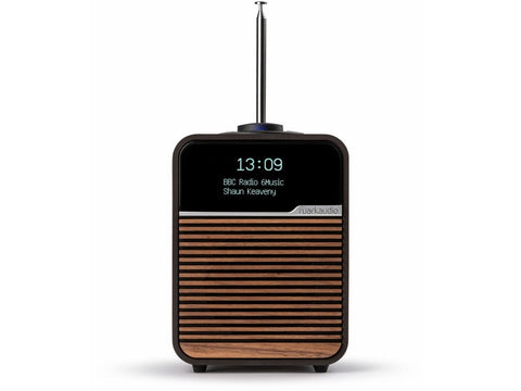 R1 Mk4 Deluxe Bluetooth Radio Espresso Finish - Available Early January