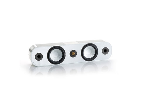 Apex A40 Centre or Surround Channel Speaker High Gloss Metallic Pearl White