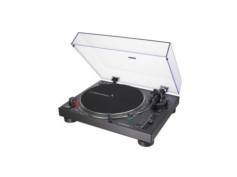 AT LP120XUSB Manual Direct-Drive Turntable Black - January