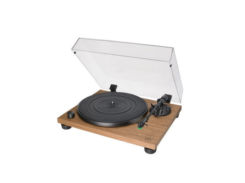 AT LPW40WN Fully Manual Belt-Drive Turntable