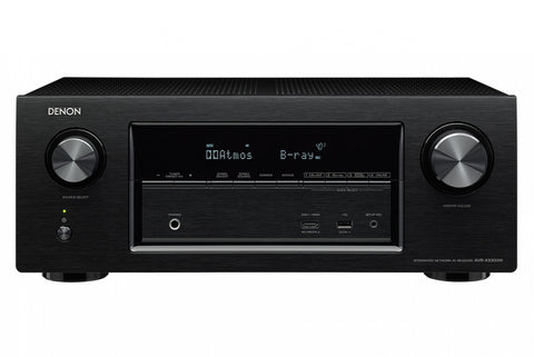 AVR-X3300W 7.2 Channel AV Receiver Floor Display