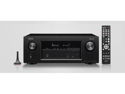 Smart Music Pack1 Denon AVR-X2400 + HEOS 3 + Echo Dot