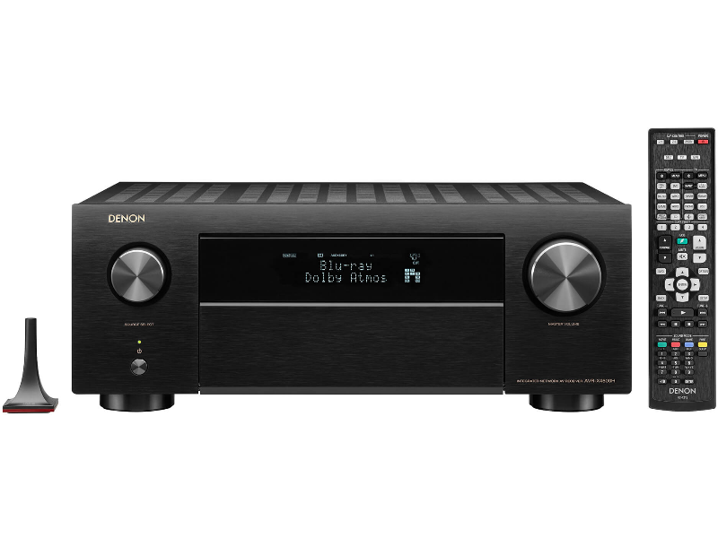 AVRX4500 9.2ch 4K AV Receiver with 3D Audio and Alexa Voice Control