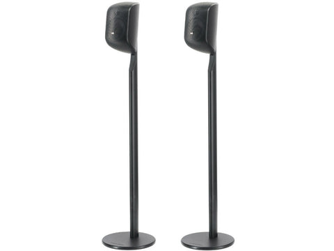 FS M-1 Floor Stands (Pair) - Black