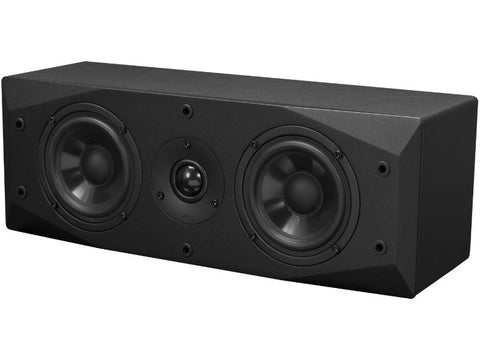 BASX LCR Black 2-way Speaker