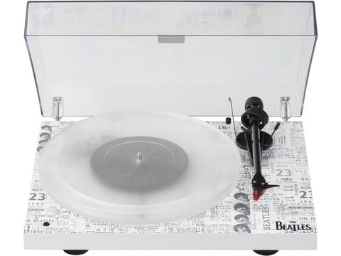 Debut Carbon Esprit SB The Beatles 1964 Special Edition Turntable + Ortofon 2M Red