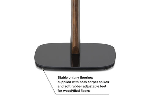 Premium Floor Stand for Sonos One, One SL and Play:1 Black