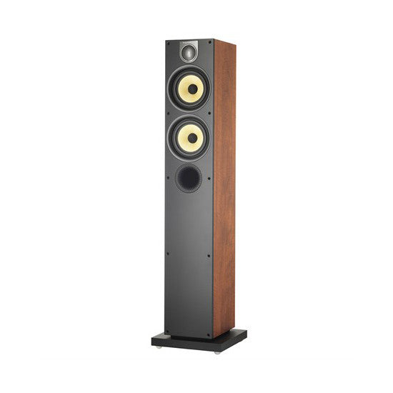 684 S2 Red Cherry Floor Standing Speaker Pair