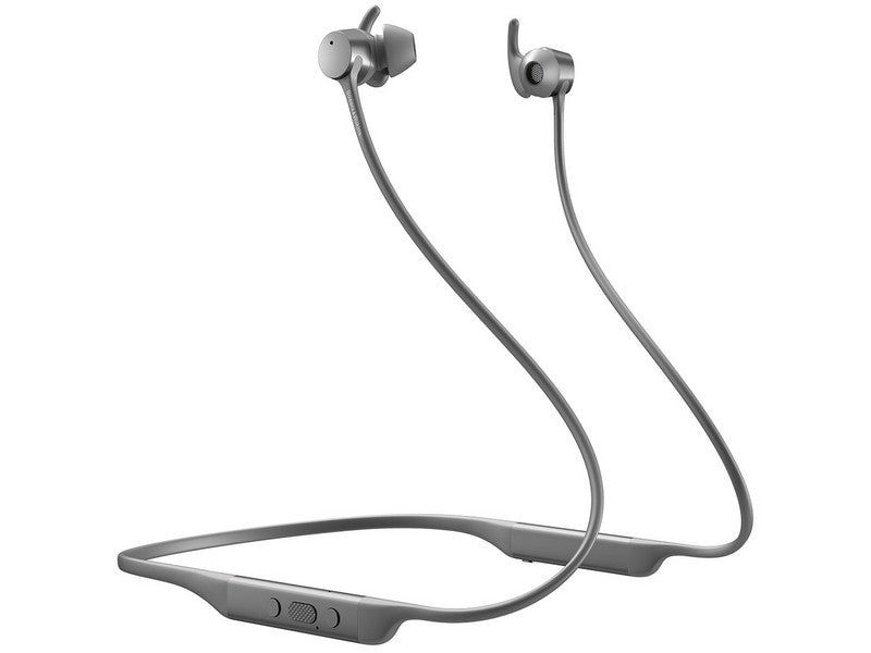 PI4 Wireless In-Ear Headphones with Active Noise Cancellation Silver