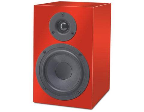 Box 5 Red - Speaker Pair